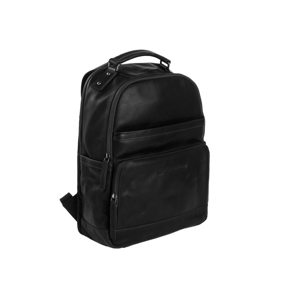 The Chesterfield Brand Austin Rucksack Black Rucksack