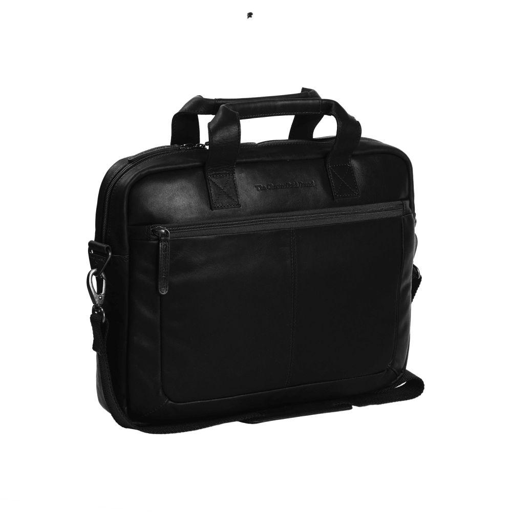 The Chesterfield Brand Laptoptasche Black Handgepäck/Laptoptasche/Weichgepäck