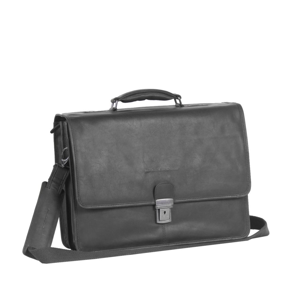The Chesterfield Brand Shay Laptoptasche Black Laptoptasche