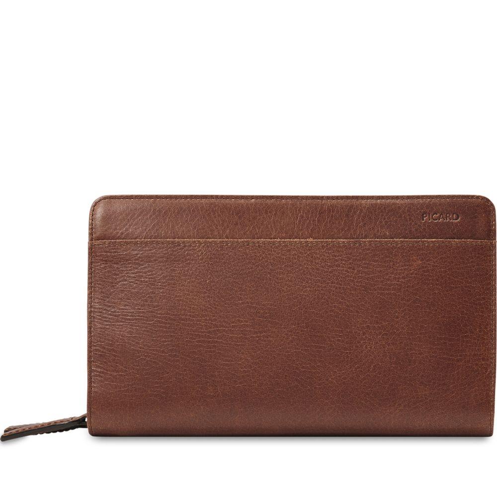 Picard Buddy 1 Geldbörse Cognac Geldbörse/Geldbörse/Handgepäck