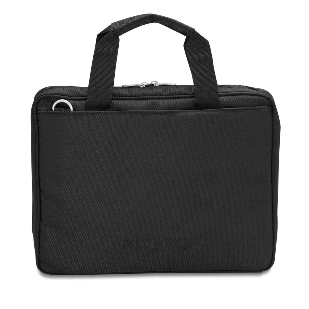 Picard Notebook Laptoptasche Schwarz Laptoptasche
