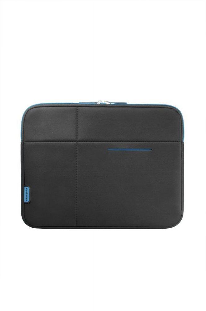 Samsonite Airglow Sleeves Laptop Sleeve 13.3 Black/Blue Handgepäck/Laptoptasche/Sleeve