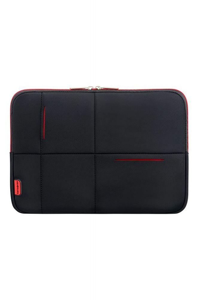 Samsonite Airglow Sleeves Laptop Sleeve New 14.1 Black/Red Handgepäck/Laptoptasche/Sleeve