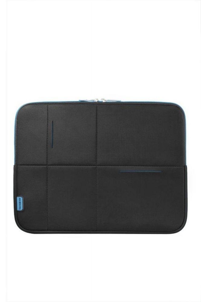 Samsonite Airglow Sleeves Laptop Sleeve 15.6 Black/Blue Handgepäck/Laptoptasche/Sleeve