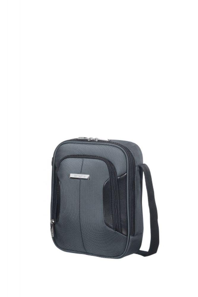 Samsonite Xbr Tablet Crossover 9.7 Grey/Black 752131412 Umhängetasche