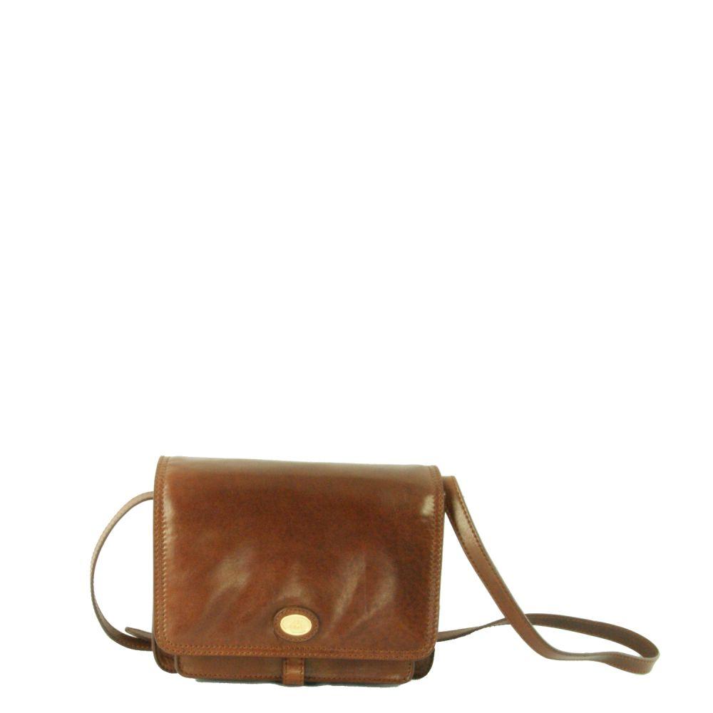 The Bridge Story Donna Ladies Handbag Marrone Handgepäck/Handtasche/Handtasche