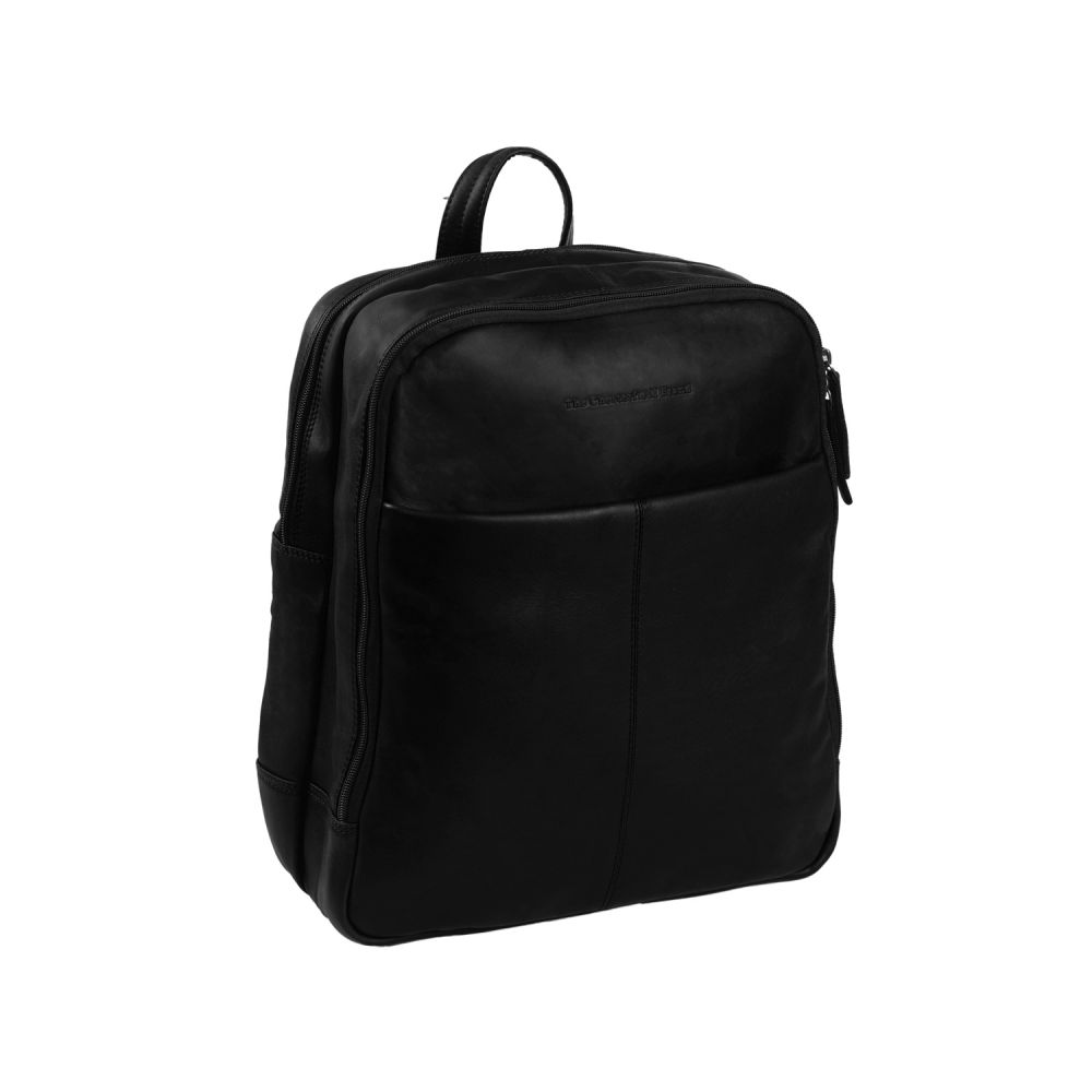 The Chesterfield Brand Dex Rucksack Black Rucksack
