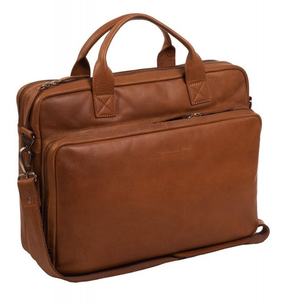 The Chesterfield Brand Jackson Laptoptasche cognac Laptoptasche