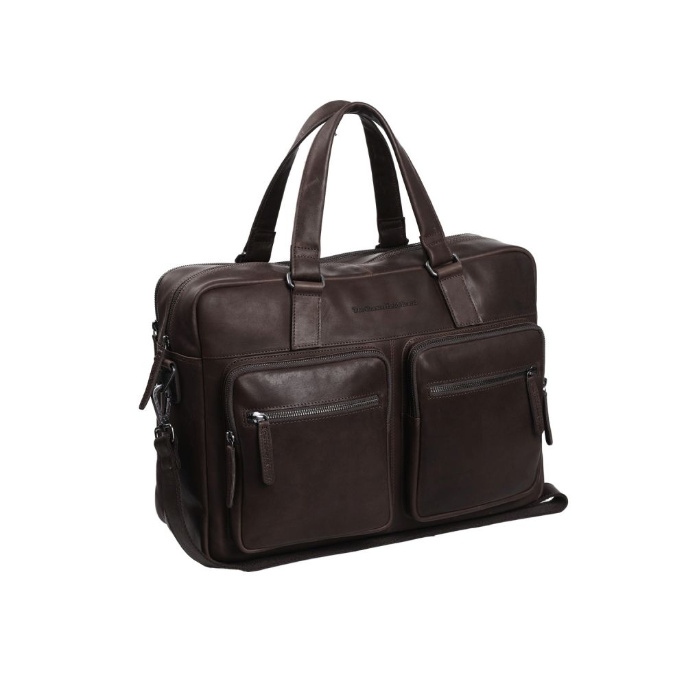The Chesterfield Brand Misha Laptoptasche Brown Laptoptasche
