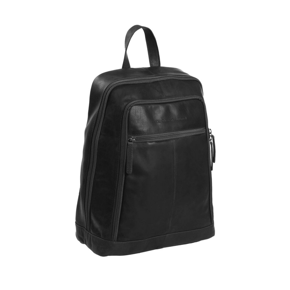 The Chesterfield Brand Rucksack Black Rucksack