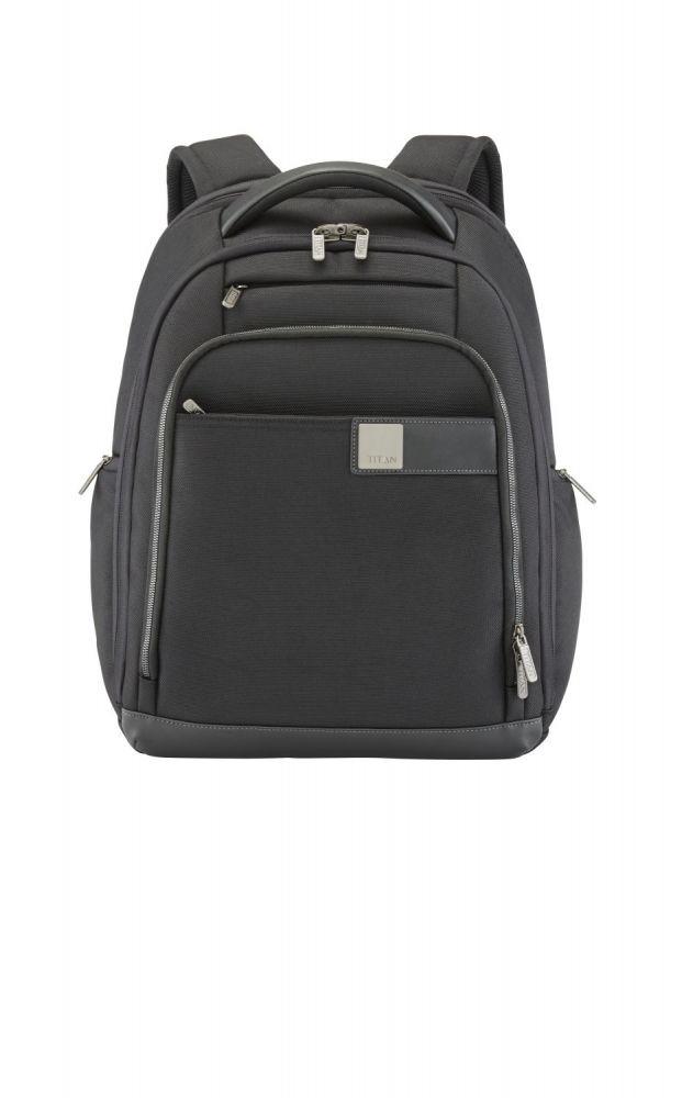 Titan Power Pack Backpack Black   KOFFEREXPRESS 24