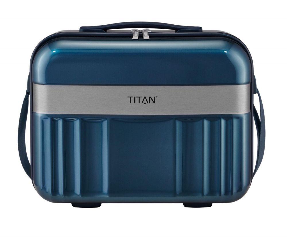Titan Spotlight Flash Beauty Case north sea 831702-22 Beauty Case/Beauty Case/Beauty Case