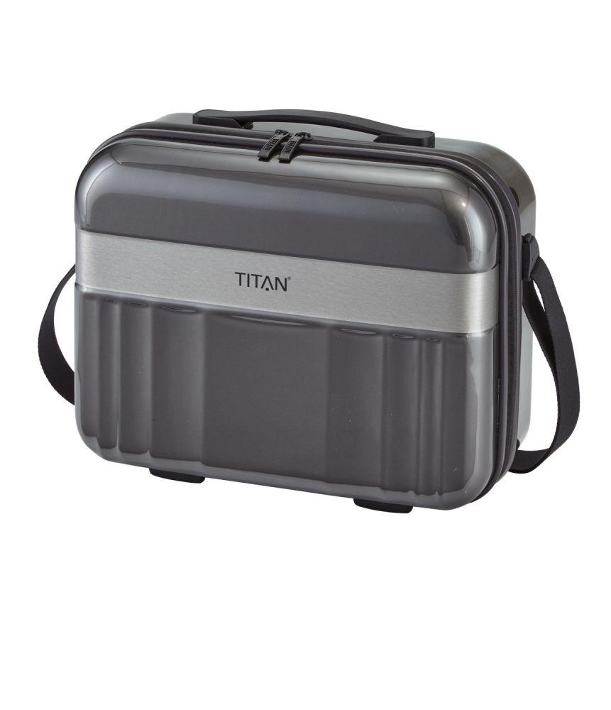 Titan Spotlight Flash Beauty Case anthracite 831702-04 Beauty Case/Beauty Case/Beauty Case