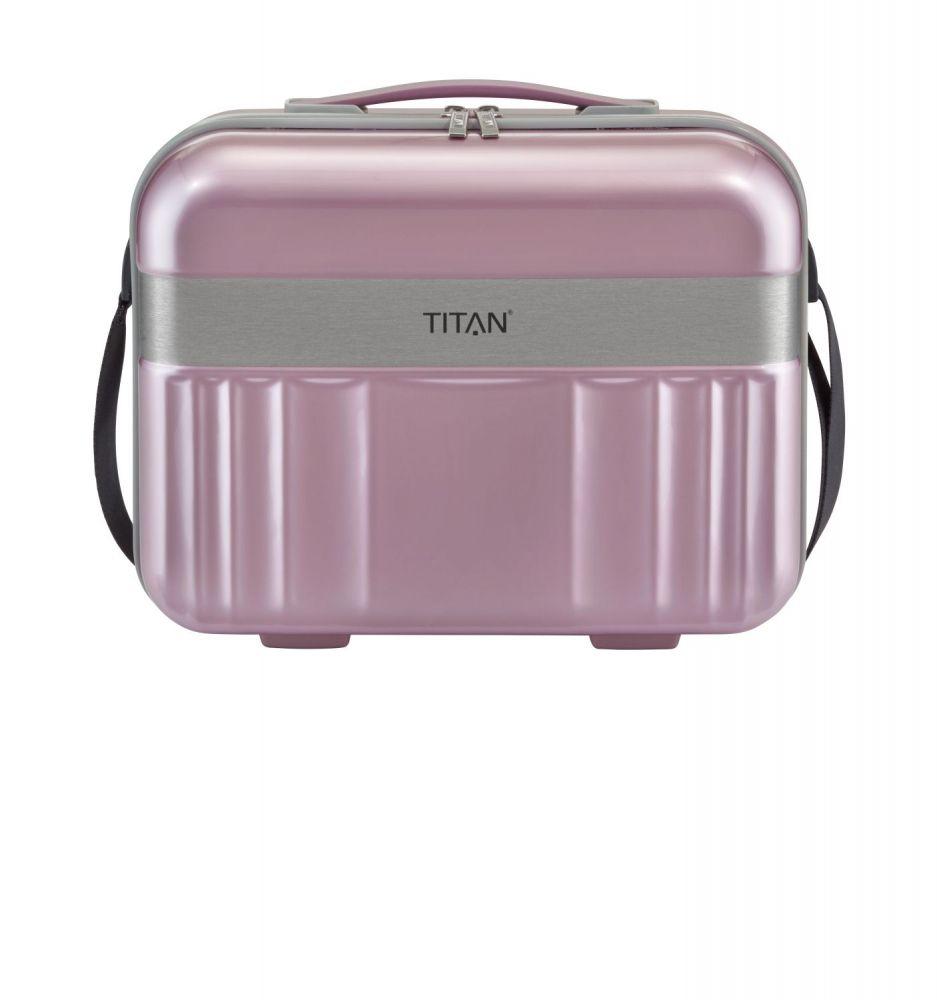 Titan Spotlight Flash Beauty Case wild rose 831702-12 Beauty Case/Beauty Case/Beauty Case