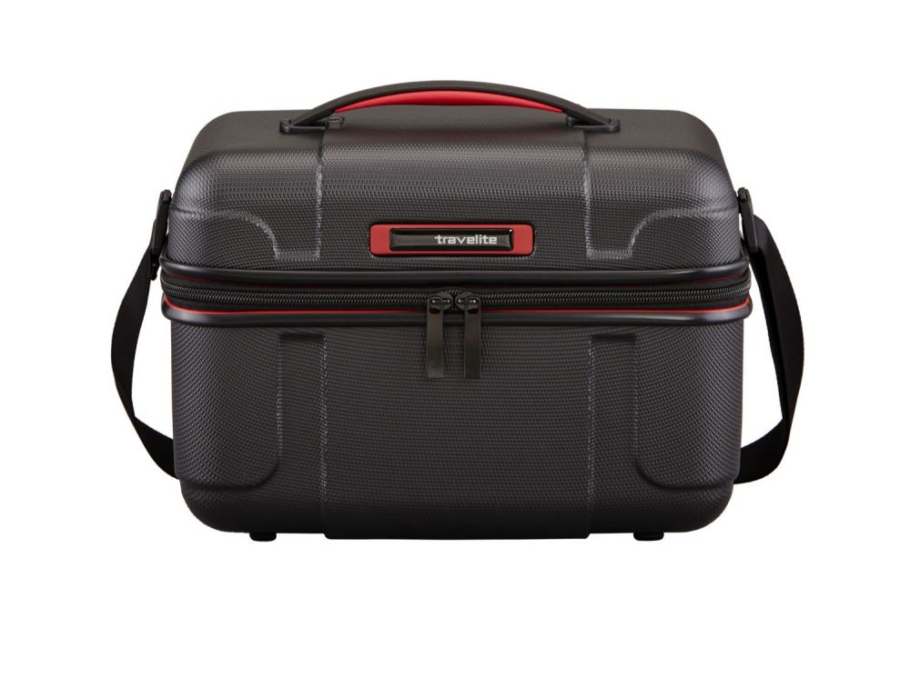 Travelite Vector Beauty Case Schwarz 72003-01 Beauty Case/Beauty Case/Beauty Case