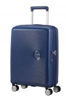 American Tourister Soundbox Spinner 55/20 TSA EXP Midnight Navy
