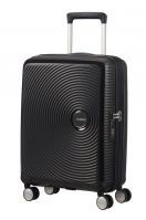 American Tourister Soundbox Spinner 55/20 TSA EXP Bass Black