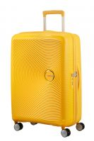 American Tourister Soundbox Spinner 67/24 TSA Exp Golden Yellow