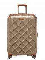 Stratic Leather & More Trolley-L-4DR TSA SZ QR EA champagne