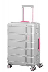 American Tourister Alumo Spinner 55/20 Pink