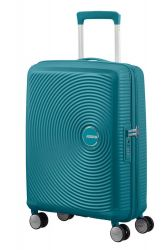 American Tourister Soundbox Spinner 55/20 TSA Exp Jade Green