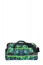 Hardware Move It Whelled Duffle Green/Black