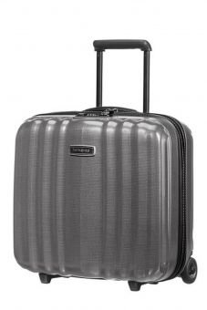 Samsonite Lite-Cube DLX Rolling Tote Plus Eclipse Grey  - Modell  von Samsonite