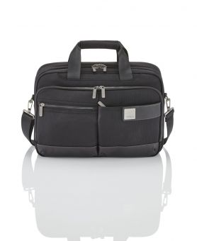Titan Power Pack Laptop Bag S Black  - Modell 379702-01 von TITAN