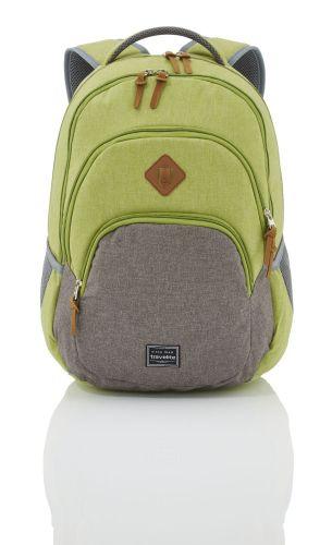 Travelite Basics Rucksack-Melange grün  Vorschaubild #1