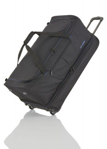 Travelite Basics Trolley Reisetasche L erw. schwarz  Vorschaubild #1