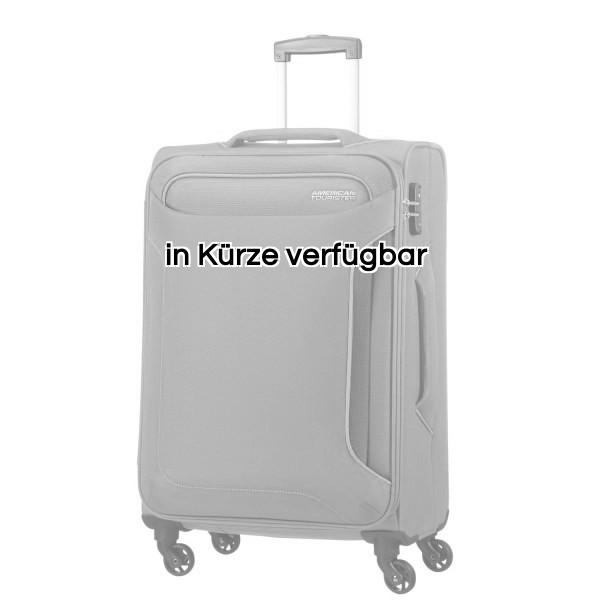 Alu Kofferanhänger Set 2tlg. Silber