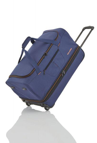 Travelite Basics Trolley Reisetasche S erw. marine