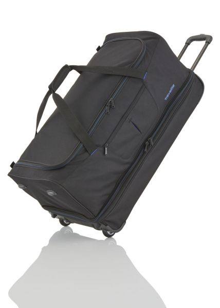 travelite basics trolley reisetasche l erw schwarz. Black Bedroom Furniture Sets. Home Design Ideas