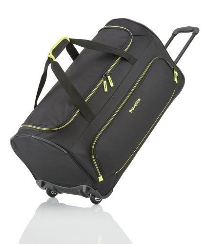 Travelite Basics Fresh Trolley Reisetasche schwarz  Vorschaubild #2