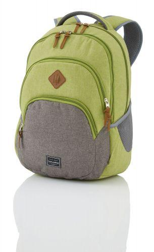 Travelite Basics Rucksack-Melange grün  Vorschaubild #2