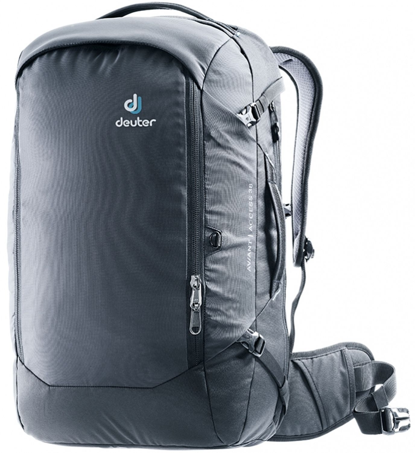 best cool 100% authentiek grote verkoop Deuter Aviant Access 38 Rucksack black | KOFFEREXPRESS 24