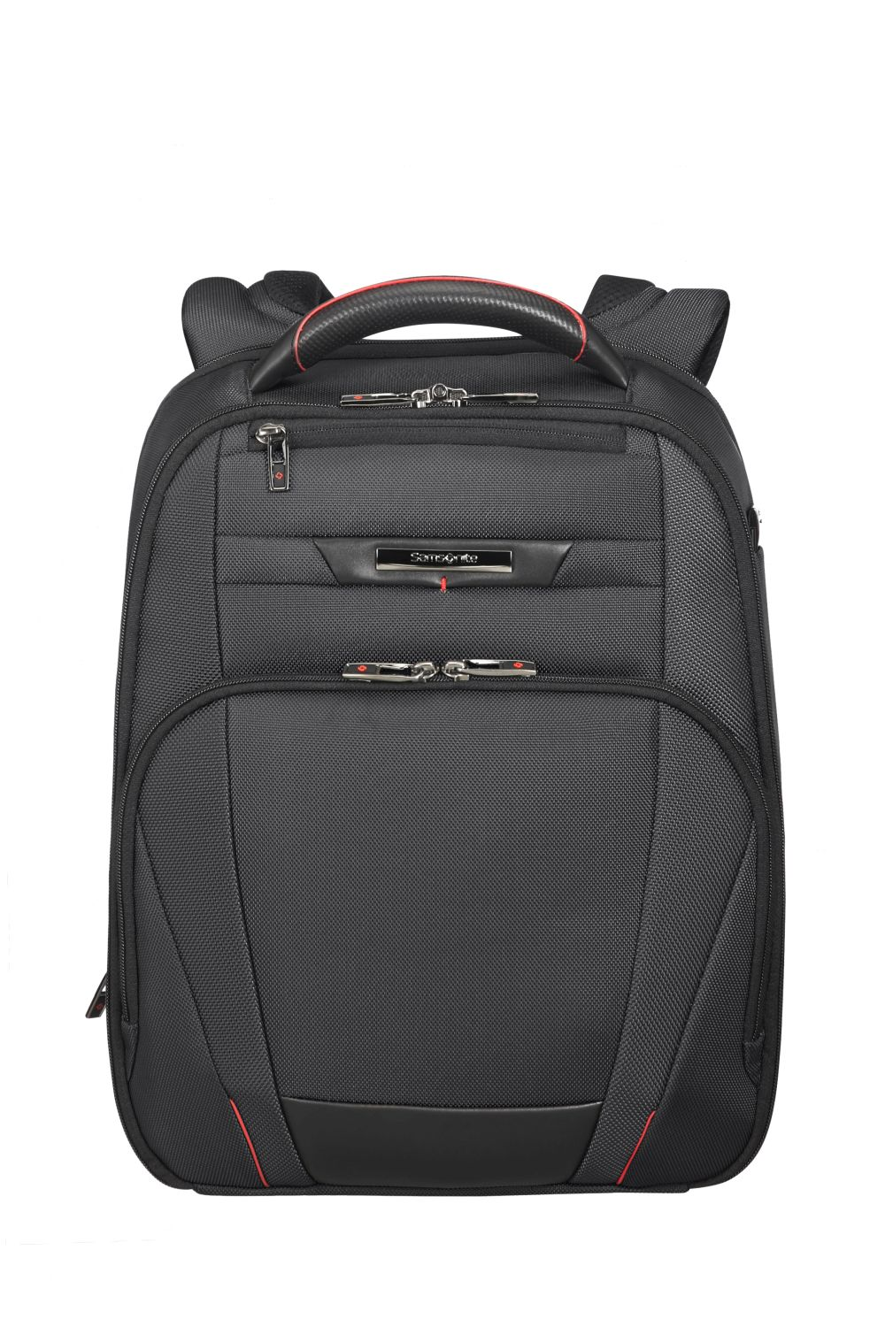 samsonite pro dlx 5 laptop backpack black kofferexpress 24. Black Bedroom Furniture Sets. Home Design Ideas