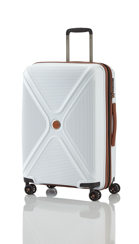 titan paradoxx 4w trolley m exp white kofferexpress 24. Black Bedroom Furniture Sets. Home Design Ideas