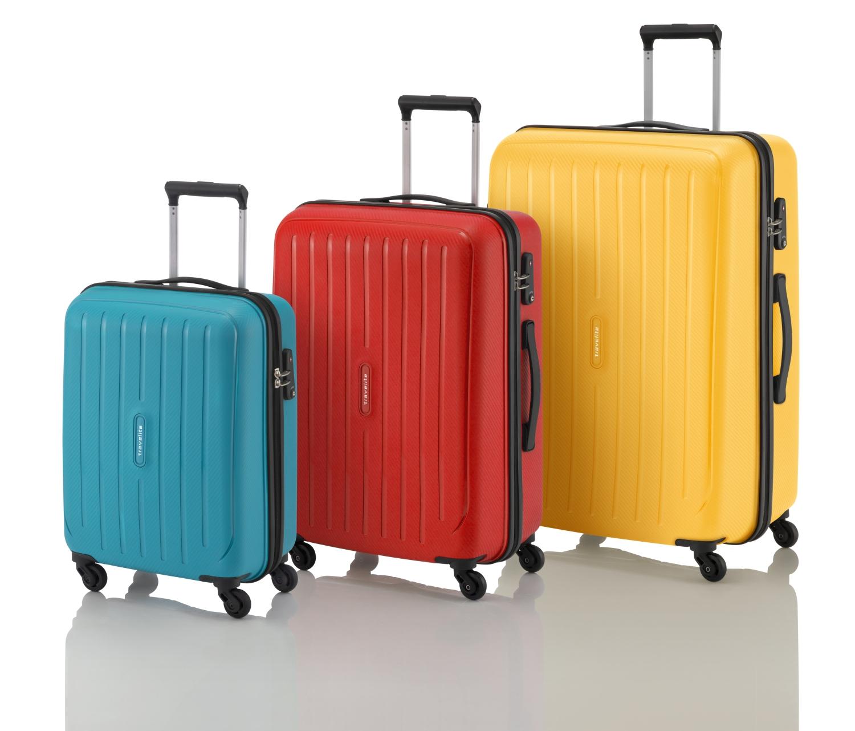 travelite hartschalen kofferset uptown 3tlg bestseller shop mit top marken. Black Bedroom Furniture Sets. Home Design Ideas