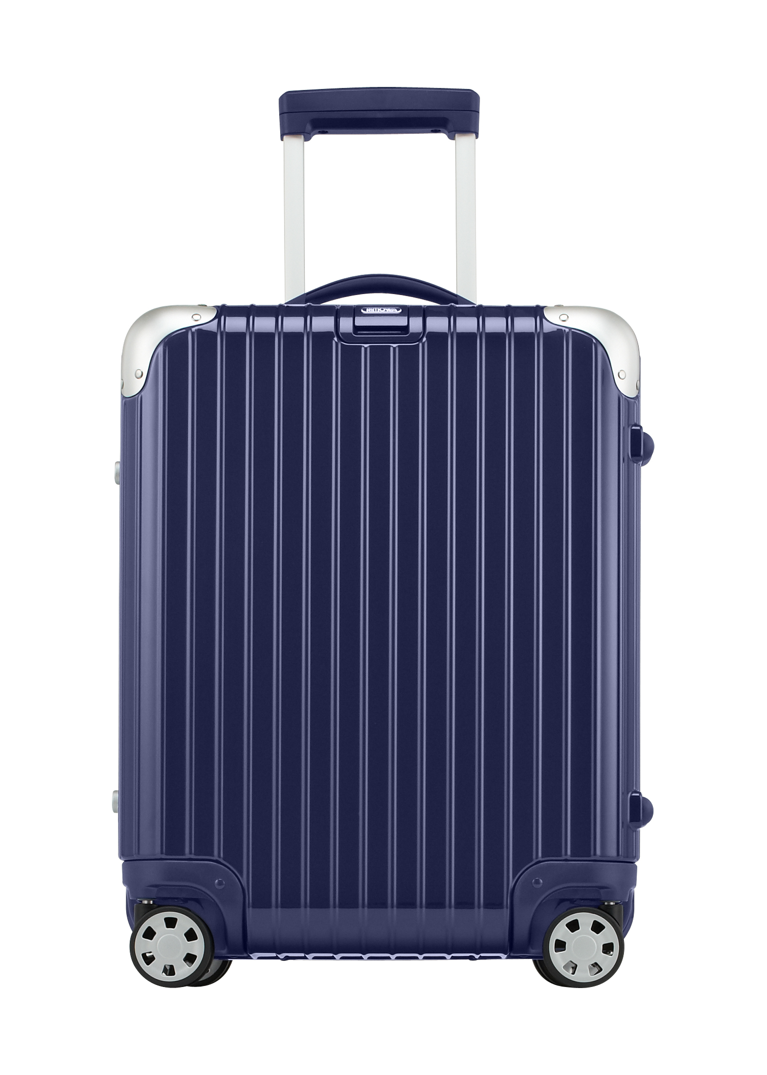rimowa limbo cabin multiwheel trolley 56 nachtblau. Black Bedroom Furniture Sets. Home Design Ideas