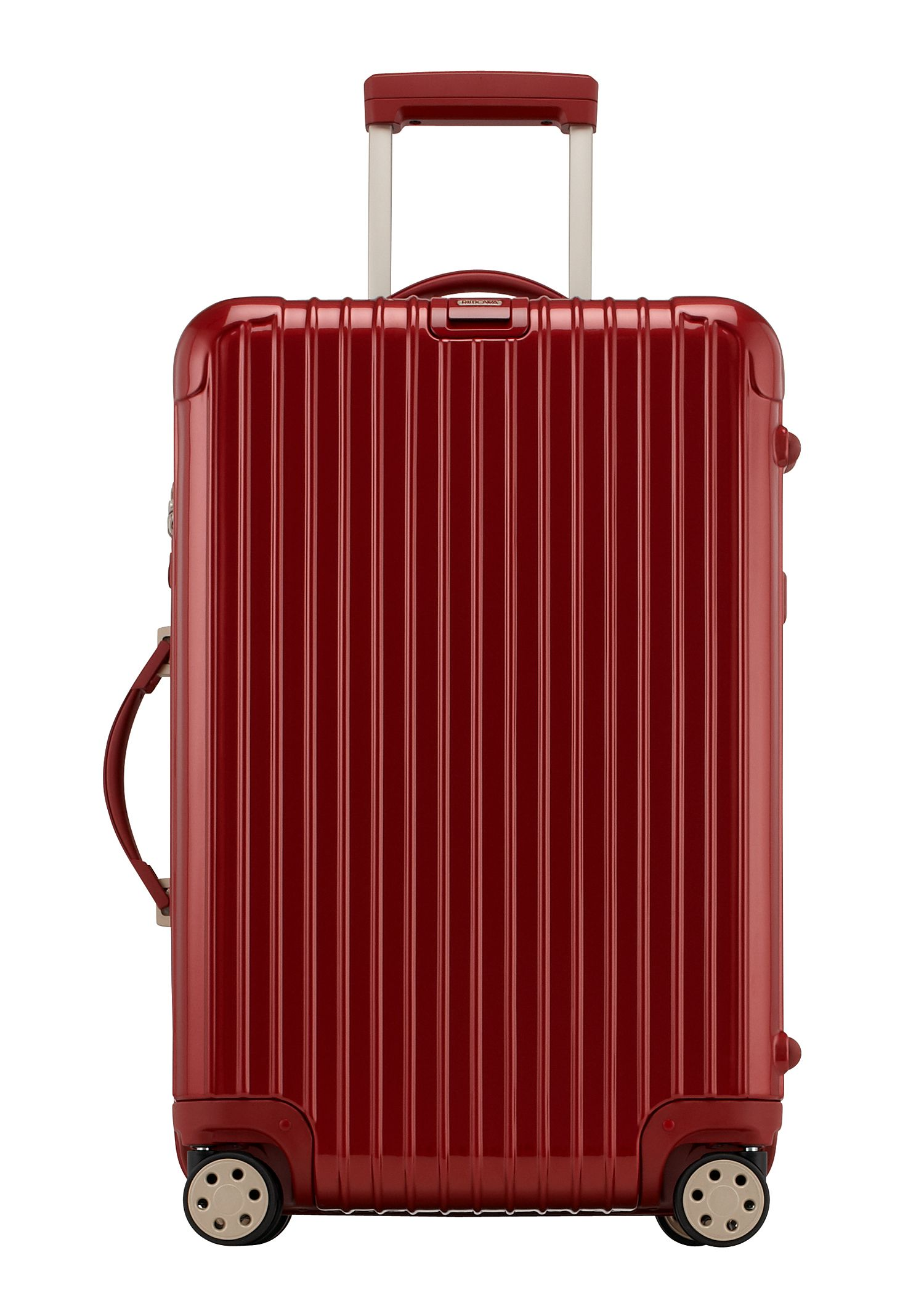 rimowa salsa deluxe multiwheel trolley 63 orientrot kofferexpress 24. Black Bedroom Furniture Sets. Home Design Ideas