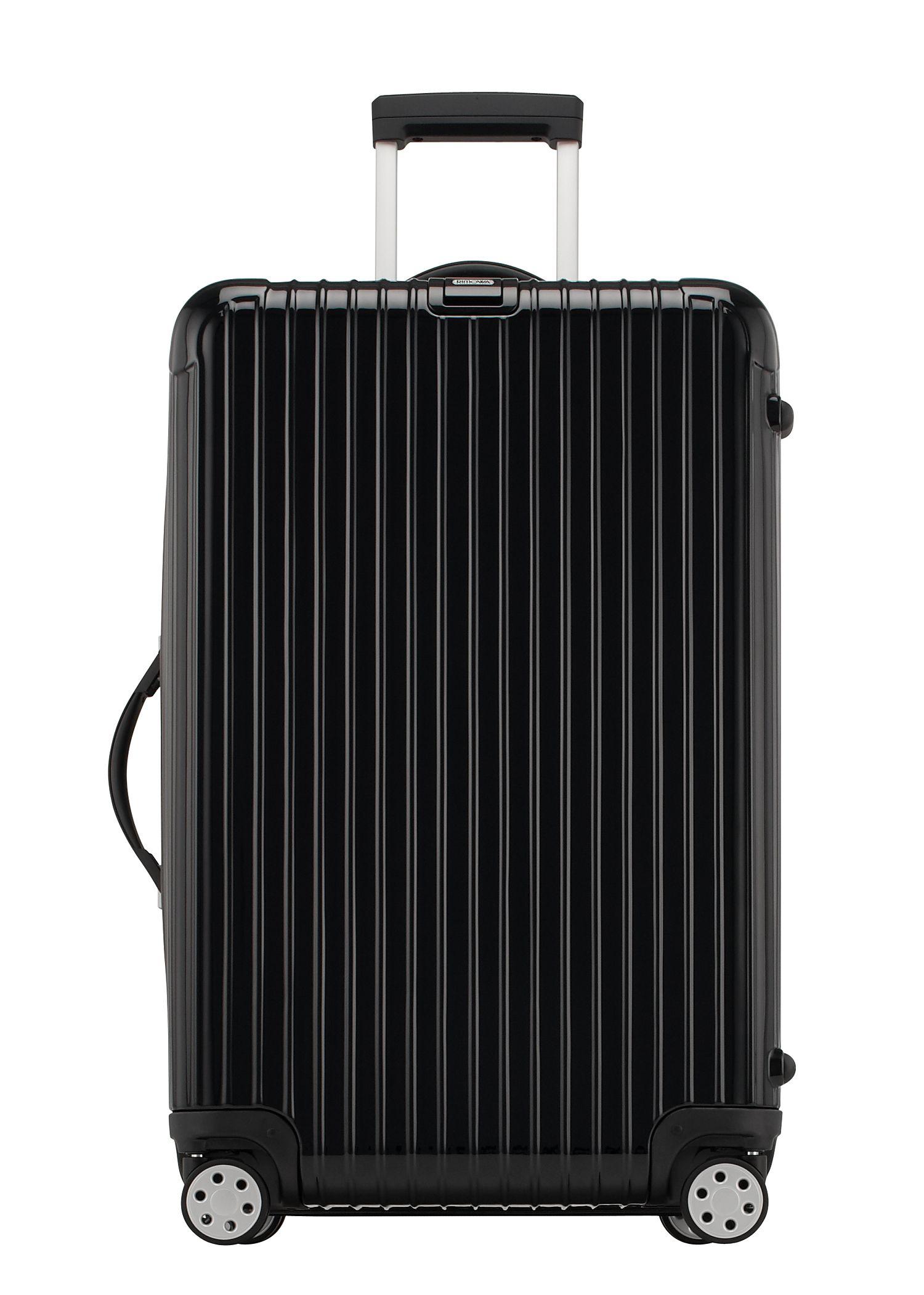 rimowa salsa deluxe multiwheel trolley 70 schwarz kofferexpress 24. Black Bedroom Furniture Sets. Home Design Ideas