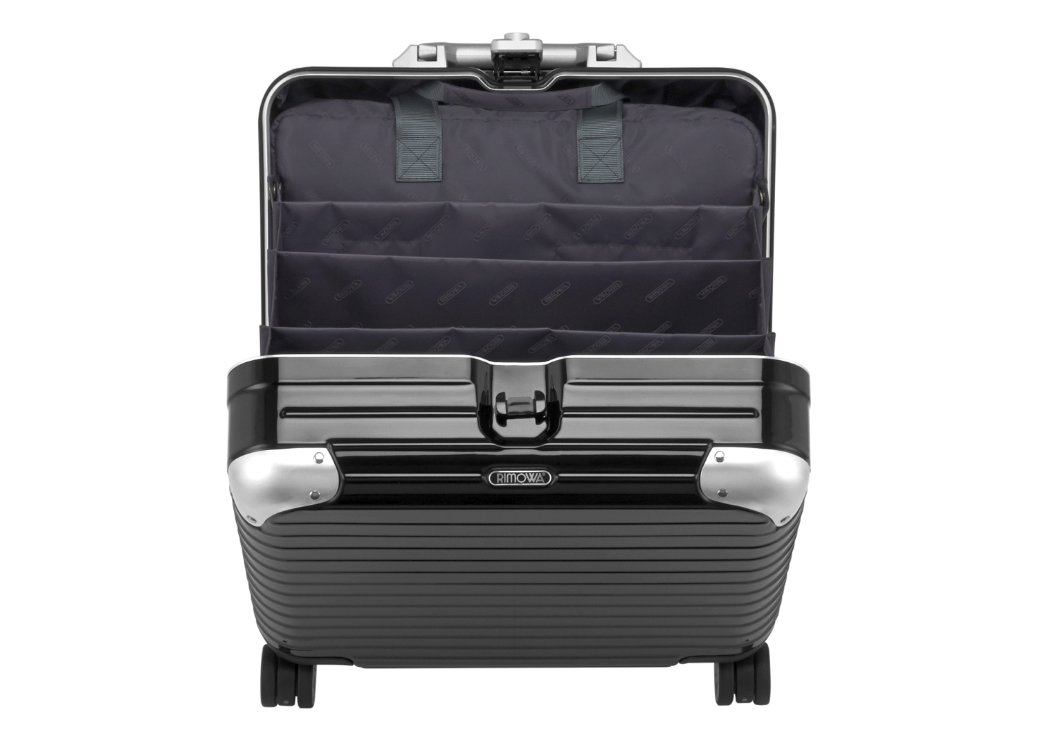 rimowa limbo business multiwheel trolley 40 schwarz kofferexpress 24. Black Bedroom Furniture Sets. Home Design Ideas