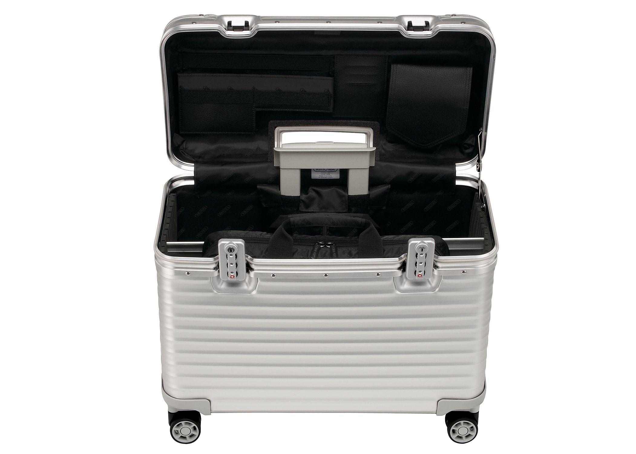 rimowa pilot piloten multiwheel koffer trolleys. Black Bedroom Furniture Sets. Home Design Ideas