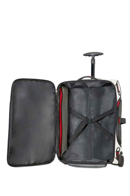 samsonite paradiver light duffle wh 55 20 backpack white. Black Bedroom Furniture Sets. Home Design Ideas